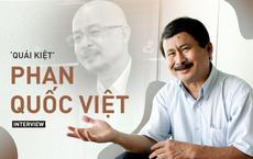 'Quái kiệt' Phan Quốc Việt nói về 'kỳ nhân' Đặng Lê Nguyên Vũ: 49 ngày thiền và điều cao cả hơn tiền bạc