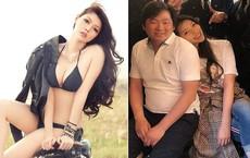 Siêu mẫu nóng bỏng lấy tỷ phú xấu nhất Đài Loan: Tôi nhận lời cầu hôn vì chồng quá đẹp trai