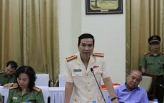 Bổ nhiệm Đại tá Nguyễn Sỹ Quang giữ chức Phó Giám Đốc Công an TPHCM