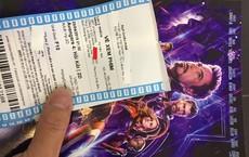"""Nở rộ dịch vụ nhận đặt vé """"Avengers: Endgame"""" ăn chênh, hàng chợ đen đắt gấp 3 lần"""