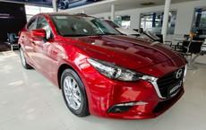 Mazda3 tăng giá 10-18 triệu đồng, CX5 xuống mức thấp nhất từ trước đến nay