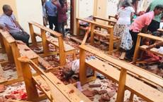 NÓNG: Lễ Phục Sinh đẫm máu ở Sri Lanka, đánh bom kinh hoàng, hơn 160 người thiệt mạng
