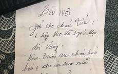 Mở giấy nhắn của bà để cùng gói quà, 31 từ trong đó khiến chàng trai muốn chạy về nhà