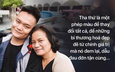 """Trịnh Tú Trung: """"Ba đánh mẹ dã man lắm, bóp cổ dí vào tường, nhấc bổng người lên"""""""