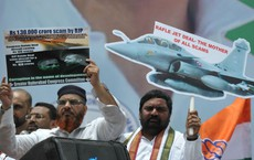 """Ấn Độ """"nếm trái đắng"""": Bị Pakistan nắm thóp khi còn chưa nhận tiêm kích Rafale tối tân?"""