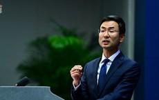 Trung Quốc lên tiếng về kết quả hội đàm giữa hai ông Putin và Kim Jong Un