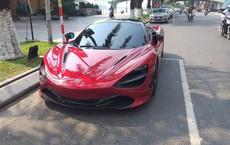 Soi siêu xe McLaren 720S 20 tỷ đồng, màu đỏ độc nhất Việt Nam