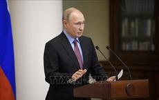 Tổng thống Nga tuyên bố sẵn sàng khôi phục quan hệ toàn diện với Ukraine