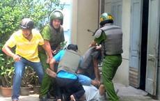 Tuần tra trên sông Sài Gòn, công an phường cùng bảo vệ dân phố bị đánh thương tích