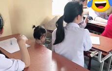 Giữa lớp học, một nhân vật lạ xuất hiện làm việc riêng đã gợi ký ức xưa của bao người