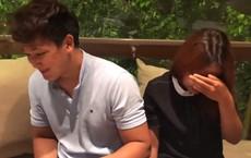 Trấn Thành bỏ tiền mời gia đình vợ đi ăn, lộ diện em trai Hari Won và bạn gái người Việt