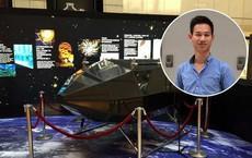 'Phi thuyền không gian' đầu tiên của Việt Nam sắp đưa người lên không trung
