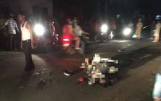2 thanh niên thiệt mạng khi tông vào xe máy kéo không biển số