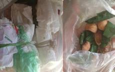 """""""Những túi rác"""" chứa đựng bí mật giấu bên trong khiến người ta xúc động"""