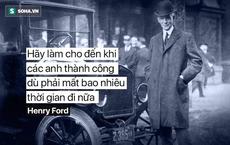 Trước khi bắt tay làm giàu, bạn hãy đọc câu chuyện vô cùng đắt giá này về 'vua xe hơi'!