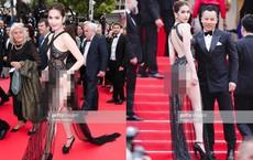 Gây tranh cãi vì trang phục táo bạo trên thảm đỏ, Ngọc Trinh đến LHP Cannes bằng cách nào?