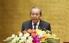 Phó thủ tướng Trương Hòa Bình: Việc truy tố, xét xử Vũ Nhôm, Út Trọc… củng cố niềm tin của nhân dân