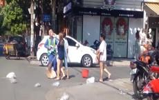 """Chị lao công bị chủ shop thời trang lăng mạ, hành hung: """"Tôi không yêu cầu bồi thường gì cả"""""""