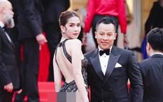 Phản ứng bất ngờ của dân mạng xứ Trung trước trang phục kiệm vải của Ngọc Trinh tại Cannes