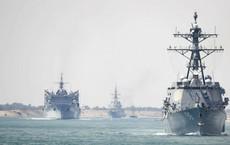 Ồ ạt điều tàu thị uy Iran, Mỹ tự làm yếu mình ở vùng biển chiến lược cạnh tranh với TQ