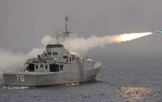 """Đối đầu Mỹ, Hải quân Iran không có cơ hội """"sống sót""""?"""
