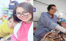 1 năm sau khi bị chồng cũ tạt axit, cô giáo Hà Nội xinh đẹp kể về 5 ngày chết lâm sàng, 21 lần ghép da