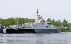 Tàu tên lửa Karakurt thứ hai của Nga tiếp tục gây thất vọng lớn