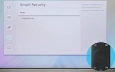 Samsung bất ngờ yêu cầu người dùng quét virus cho TV!?