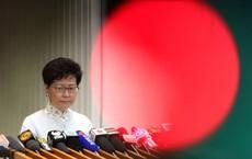 [NÓNG] Lãnh đạo Hong Kong mở họp báo xin lỗi người dân: Tôi đã tự kiểm điểm sâu sắc sau những chuyện xảy ra