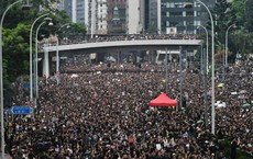 """Biểu tình Hồng Kông đẩy ông Tập xuống """"cửa dưới"""" trước ông Trump tại G20?"""