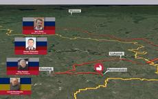 3 người Nga, 1 người Ukraine bị cáo buộc giết người và bắn hạ máy bay MH17