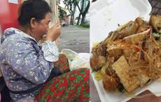 Ấm lòng với câu chuyện 3 nghìn lẻ và sự hào phóng của chị gái bán đồ ăn ven đường