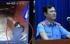 """Gia đình bé 8 tuổi nói việc ôm hôn trong thang máy của Nguyễn Hữu Linh """"không thấy tổn hại gì với bé"""""""