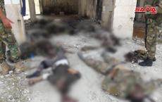 """CẬP NHẬT: Sập bẫy Quân đội Syria, phiến quân """"chết như ngả rạ"""" - Thiệt hại sốc"""