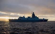 """Tàu chiến Nga chất đầy tên lửa áp sát Venezuela: """"Gấu Nga đang vuốt râu hùm chú Sam""""?"""