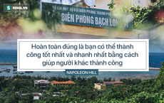 Hành trình Từ Trái Tim đưa bộ sách truyền cảm hứng đến đảo xa nhất Vịnh Bắc Bộ