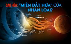 Đột phá trên sao Hỏa: Giấc mơ định cư trên Hành tinh Đỏ sắp thành hiện thực?