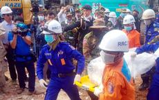 Campuchia xử 4 người Trung Quốc sau vụ sập nhà 7 tầng khiến 28 người thiệt mạng