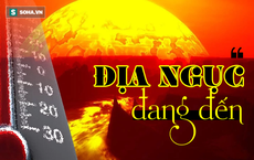 Mùa hè 2019: Nắng nóng hoành hành khắp nơi, Việt Nam lập kỷ lục nhiệt độ cao nhất lịch sử