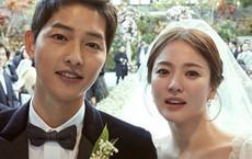"""NÓNG: """"Cặp đôi vàng Hàn Quốc"""" Song Joong Ki và Song Hye Kyo chính thức ly hôn gây chấn động"""