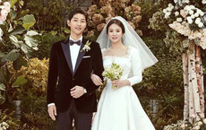 Hé lộ nguyên nhân khiến Song Joong Ki và Song Hye Kyo ly hôn