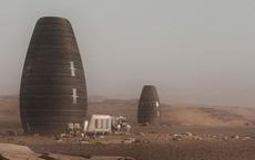 [Việt hóa] Đây là thiết kế nhà ở trên Sao Hỏa được NASA thưởng 500.000 USD: 4 tầng đầy đủ tiện nghi, chống bức xạ, in 3D bằng robot