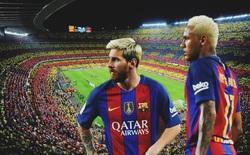 Luis Suarez sút trúng đích còn ít hơn... việt vị, Barca lấy gì đá Siêu kinh điển?