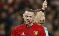 Rooney lại đổ máu: Lửa chiến binh chưa tắt