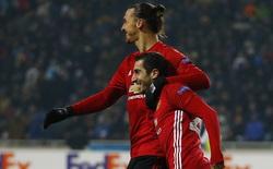 """Mkhitaryan có lần đầu, Man United """"rực lửa"""" ở Đông Âu"""