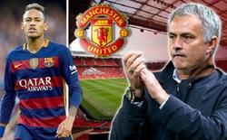 Neymar nói gì trước tin đồn chuyển tới Man United?