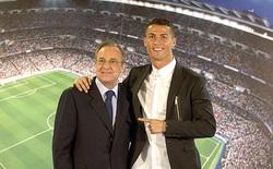 """Florentino Perez: """"Không thể có chuyện Cristiano Ronaldo rời Real Madrid"""""""