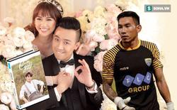 """Hari Won có """"Cỏ hạnh phúc"""", Thanh Thắng """"có gì"""" khi Thanh Hóa thua Than Quảng Ninh?"""