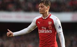 Arsenal ra yêu cầu bán Ozil cho MU