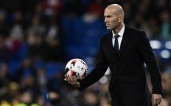 Zidane bất ngờ từ chối ủng hộ Ronaldo giành Quả bóng Vàng